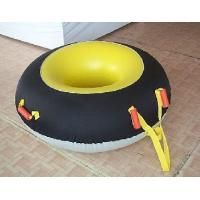 Wholesale pvc inflatable snow tube /inflatable pvc snow skiing/ inflatable snow sledge from china suppliers