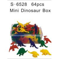Wholesale Educational Toys, Model Counting Toy, Mini Dinosaur Box (S-6528) from china suppliers