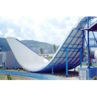 Wholesale Swing Water Slide for Ourdoor Water Amusement Park Equipmment from china suppliers