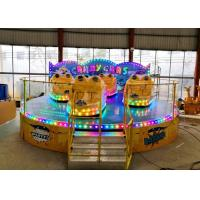 Wholesale Anti Corrosion Paint Kiddie Amusement Rides Customized Color 1 Year Warranty from china suppliers