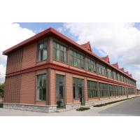 Wholesale Durable Safety Econogy Prefabricated Container Homes Long Lifetime from china suppliers