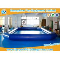 China Inflatable Water Pool Faryard Inflatable Ball Pool With Different Style , Different Size on sale