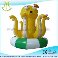 Wholesale Hansel hot selling children indoor playarea aqua playground from china suppliers