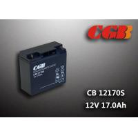 Wholesale 12V 17AH CB12170S Valve Regulated Lead Acid Battery Anti Corrosion Maintenance Free from china suppliers