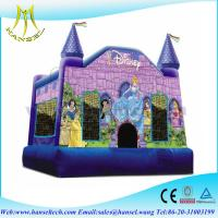 Wholesale Hansel slide used commercial inflatable bouncers for sale in party from china suppliers
