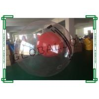 Quality Giant TPU Inflatable Walk on Water Ball Water Walking Balloon for sale