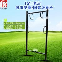 Wholesale Body Strong Outdoor Workout Equipment , CE / ISO Public Exercise Equipment from china suppliers