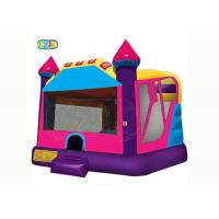 Wholesale Wholesale Promotional Inflatable pink Air Bouncer Inflatable Trampoline Bounce House from china suppliers