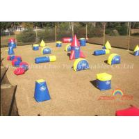 Wholesale Hot Sale Paintball Arena, Inflatable Bunkers for Shooting Games from china suppliers