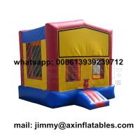 Buy cheap Customized Outdoor Commercial Kids Inflatable Bounce House,Removable Theme from wholesalers