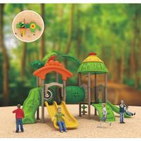 Wholesale new design toddler outdoor playground sets kids outside play fort from china suppliers