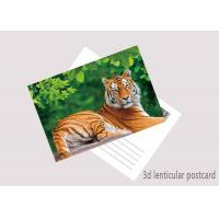 Wholesale Customized 3D Lenticular Postcard Printing For Holiday Decoration Gift from china suppliers