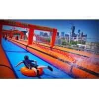 Wholesale 1000 ft slip n slide inflatable slide the city giant inflatable water slide for adult from china suppliers