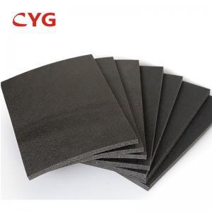 China Black Closed Cell Polyethylene Cross Linked Polyolefin  XPE IXPE Foam on sale