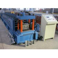 Wholesale Galvanized Metal Purlin Roll Forming Machine , Door Frame Roll Forming Machine from china suppliers