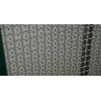 304 Grade Stainless Steel Woven Wire Mesh Panels Hooked Mine Sieving Screen