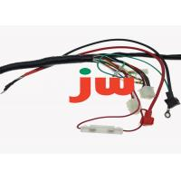 Wholesale Automobile Motorcycle Wiring Harness , Motorbike Battery Charger Cables from china suppliers