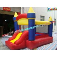 China Mini Nylon Inflatable Bounce Houses Castle For Kids ,Child on sale