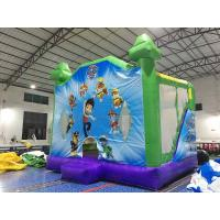 Wholesale Commercial Home Use  Inflatable Bouncy Castle , Inflatable Bouncer House Jump House With Slide from china suppliers