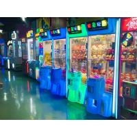 Wholesale Cute Prize Mini Toy Crane Machine / Candy Crane Machine For Shopping Mall from china suppliers