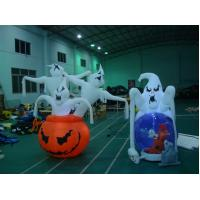 Wholesale Plush Stuffed Toys Inflatable Advertising Products Cartoon Inflatable Halloween Toys from china suppliers