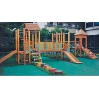 Wholesale Hot Design Wooden Outdoor Playground (RS099) from china suppliers