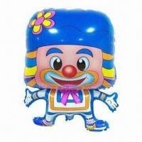 Wholesale Cartoon Balloon, Measures 41 x 58cm, Made of PA and PE, Used for Gifts and Promotions from china suppliers