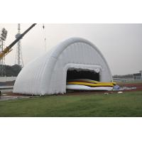 Professional Outdoor White PVC Inflatable Sport Tent for Event 40 × 15m