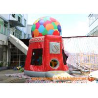 Wholesale Candy Machine Inflatable Air Bouncer / Inflatable Dome Jumpung Castle from china suppliers