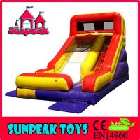 Wholesale SL-291 Outdoor Adult Playground Giant Inflatable Slide For Sale from china suppliers