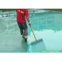 Wholesale Silicon PU Sport Court Installation , On Site Construction Planning Project from china suppliers