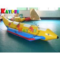Wholesale 2 seats banana boat,Inflatable boat,water sport game,aqua sport game KBA09 from china suppliers