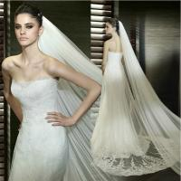 Wholesale Sleeveless Halter mermaid Sweetheart Lace Wedding Dress with cathedral train from china suppliers