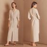Wholesale 2018 Autumn New Arrivals Muslim Clothes Button Women Belt Maxi Shirt Dress from china suppliers