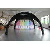 Wholesale 4 Meters Connecting Inflatables Tent Dome Tent with Coating Rip-stop Material from china suppliers