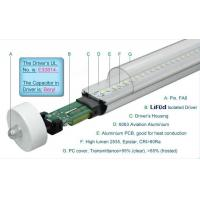 Wholesale 1800LM Epistar 4 Foot T8 LED Tube Lights 19W Fa8 Single Pin , LED T8 Replacement Tubes from china suppliers