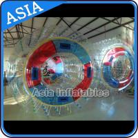 China Roll Inside Inflatable Ball , Inflatable Water Rolling ball , Water Roller Ball on sale
