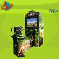 Wholesale GM3204 FourGuns coin operation arcade amusement game machine from china suppliers