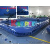Wholesale Eight corner Inflatable swimming pool,water pool,pvc pool,outdoor indoor pool KPL007 from china suppliers
