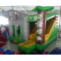 Wholesale 2014 hot sell inflatable elephant  bouncy castle /inflatable trampoline from china suppliers
