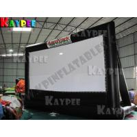 Wholesale Inflatable movie screen,movie screen,inflatable screen,movie projecter from china suppliers