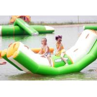 China Funny Middle Inflatable Water Game , Waterroof Inflatable Sports Game Toys on sale