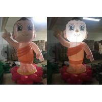 Wholesale Buddha Character Balloons Custom Advertising Inflatables Rabbit Decorations from china suppliers
