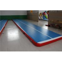 Wholesale Custom Sizes Inflatable Gymnastics Air Floor For Cheering Leading Mat from china suppliers