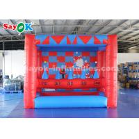 China Inflatable Interactive Archery Range Game With Longbow And Arrows on sale