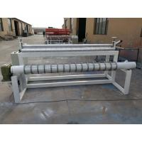 China PLC Control Steel Wire Mesh Welding Machine , Grid Welding Machine For Construction Mesh on sale