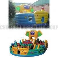 Quality inflatable amusement park/giant inflatable toys for sale