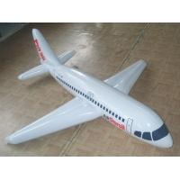 Wholesale pvc inflatable airplane for promotion and advertising/ inflatable airplane for kids from china suppliers