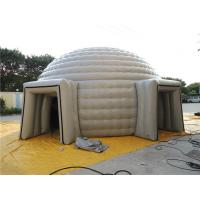 Airtight Inflatable Medical Tent , Inflatable Tennis Tent 3 Years Warranty