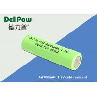 Wholesale 700mah Low Temperature Rechargeable Batteries With Long Cycle Life from china suppliers